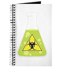 Biohazard Beaker Journal