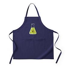 Biohazard Beaker Apron (dark)