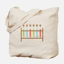 Test Tubes Tote Bag