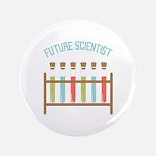 """Future Scientist 3.5"""" Button"""