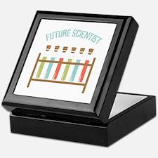 Future Scientist Keepsake Box