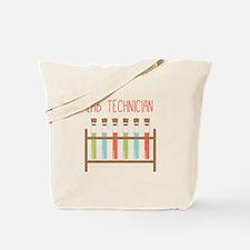 Lab Technician Tote Bag