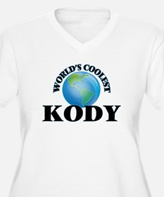 World's Coolest Kody Plus Size T-Shirt