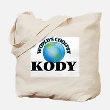 World's Coolest Kody Tote Bag