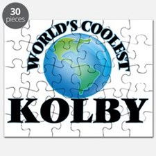 World's Coolest Kolby Puzzle