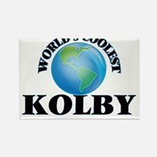World's Coolest Kolby Magnets