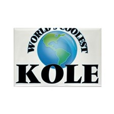 World's Coolest Kole Magnets