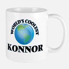 World's Coolest Konnor Mugs