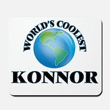World's Coolest Konnor Mousepad