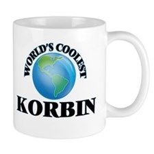 World's Coolest Korbin Mugs
