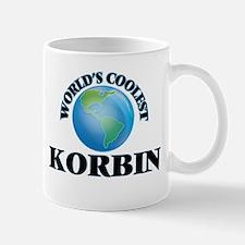 World's Coolest Korbin Mugs