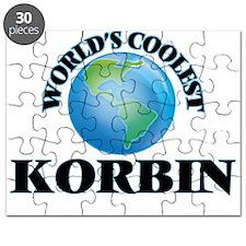 World's Coolest Korbin Puzzle