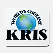 World's Coolest Kris Mousepad