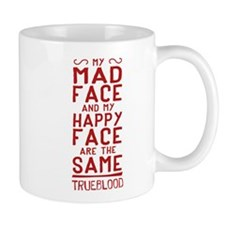 Pam True Blood Mad Face Mugs