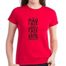 Pam True Blood Mad Face T-Shirt
