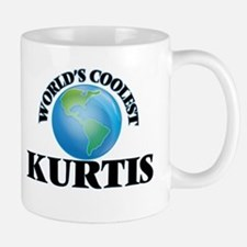 World's Coolest Kurtis Mugs