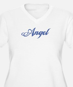 angel-scrb Plus Size T-Shirt