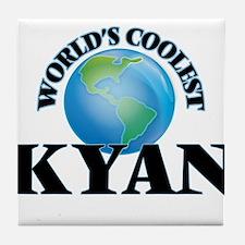 World's Coolest Kyan Tile Coaster