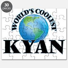 World's Coolest Kyan Puzzle