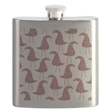 Flock of Birds Flask