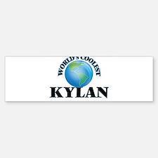 World's Coolest Kylan Bumper Bumper Bumper Sticker