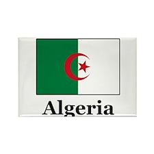 Algerian Flag Gifts Rectangle Magnet