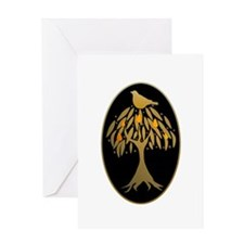 Partridge in a Pear Tree Greeting Cards