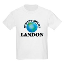 World's Coolest Landon T-Shirt