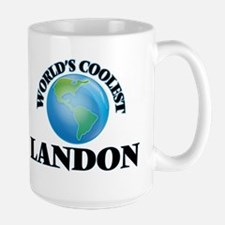 World's Coolest Landon Mugs