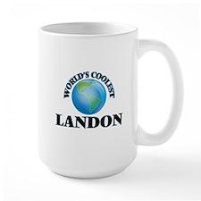World's Coolest Landon Mugs