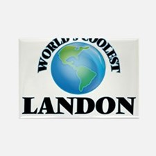 World's Coolest Landon Magnets