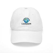 World's Coolest Landon Baseball Cap