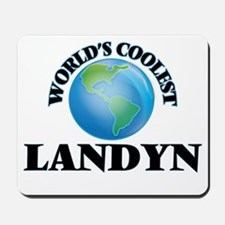 World's Coolest Landyn Mousepad