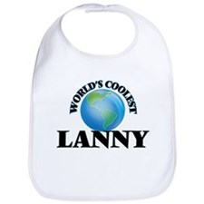 World's Coolest Lanny Bib