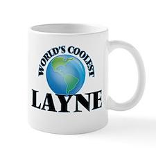 World's Coolest Layne Mugs