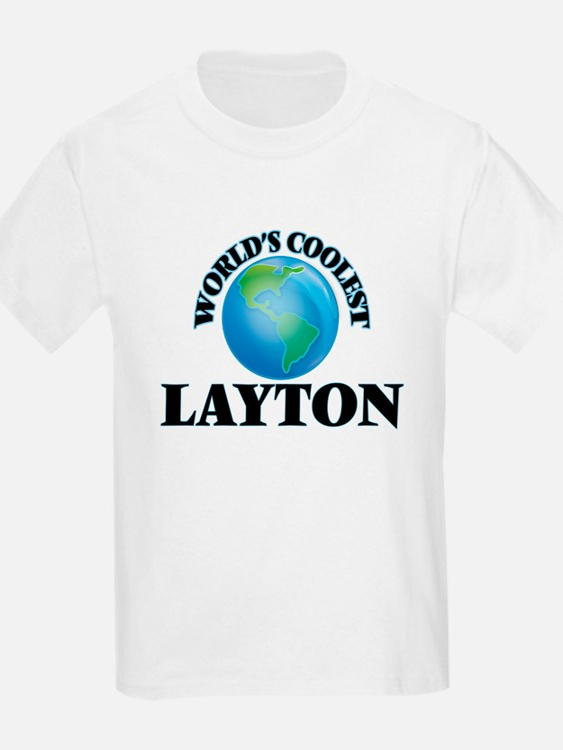 World's Coolest Layton T-Shirt