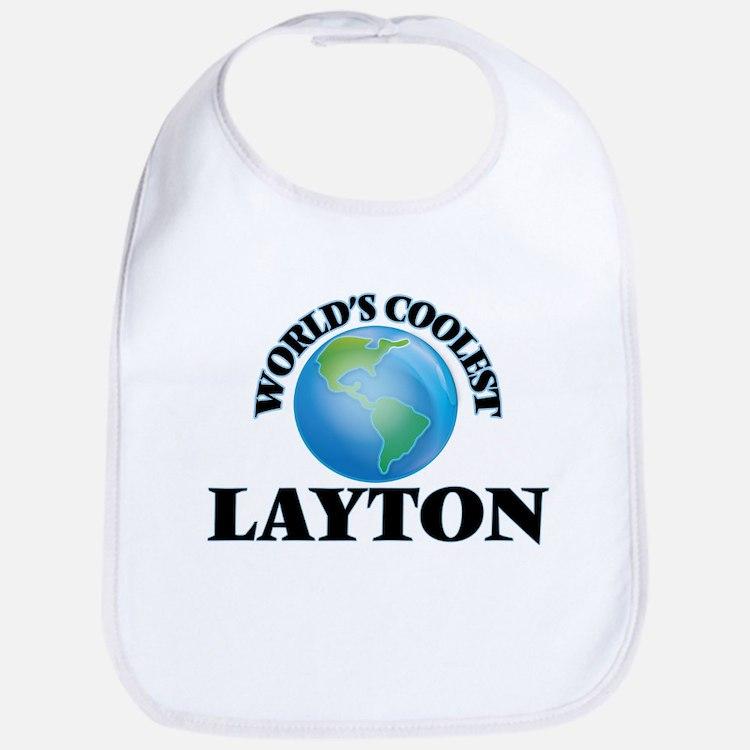 World's Coolest Layton Bib