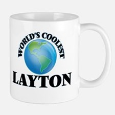 World's Coolest Layton Mugs