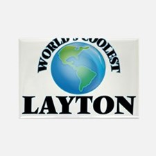 World's Coolest Layton Magnets