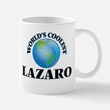 World's Coolest Lazaro Mugs