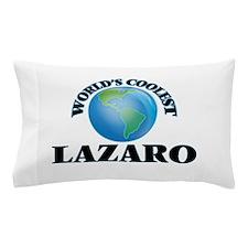 World's Coolest Lazaro Pillow Case