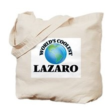 World's Coolest Lazaro Tote Bag