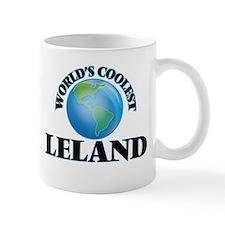 World's Coolest Leland Mugs