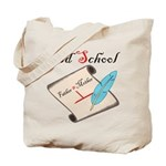 Old School Tote Bag