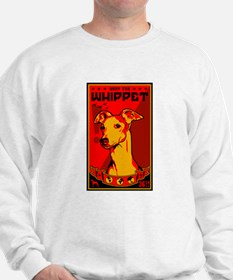 Obey the Whippet! WMD Sweatshirt