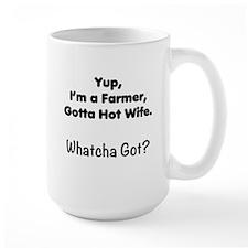 Farmers Wife Whatcha Got Mugs
