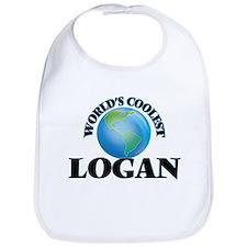 World's Coolest Logan Bib