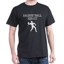 Racquetball Addict T-Shirt