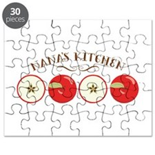 Nana's Kitchen Puzzle