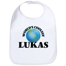 World's Coolest Lukas Bib